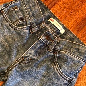 Levi's 505 regular jeans size 7slim youth